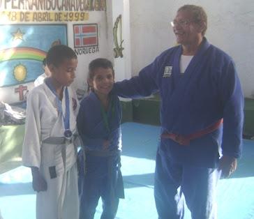 Entrega de Medalhas