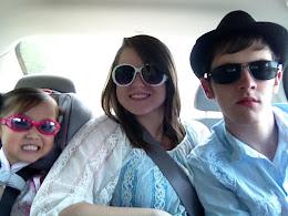 My Babies... Ariana, Ashlyn & Destin