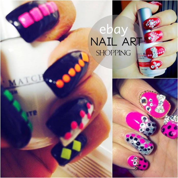 Dazzle and Sizzle: Get fancy nails - Shop for nail art items on Ebay