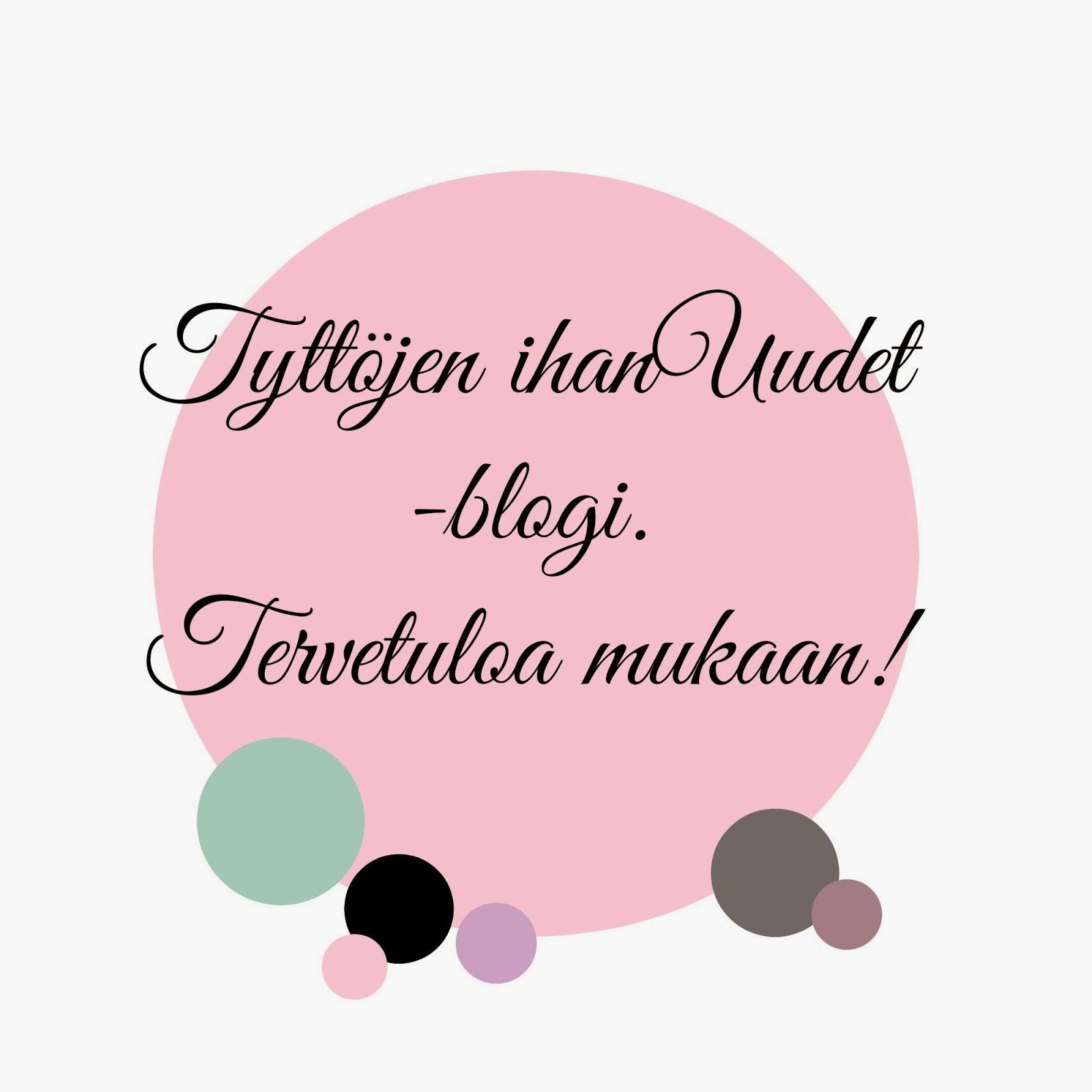 Kiva kun vierailit blogissamme!