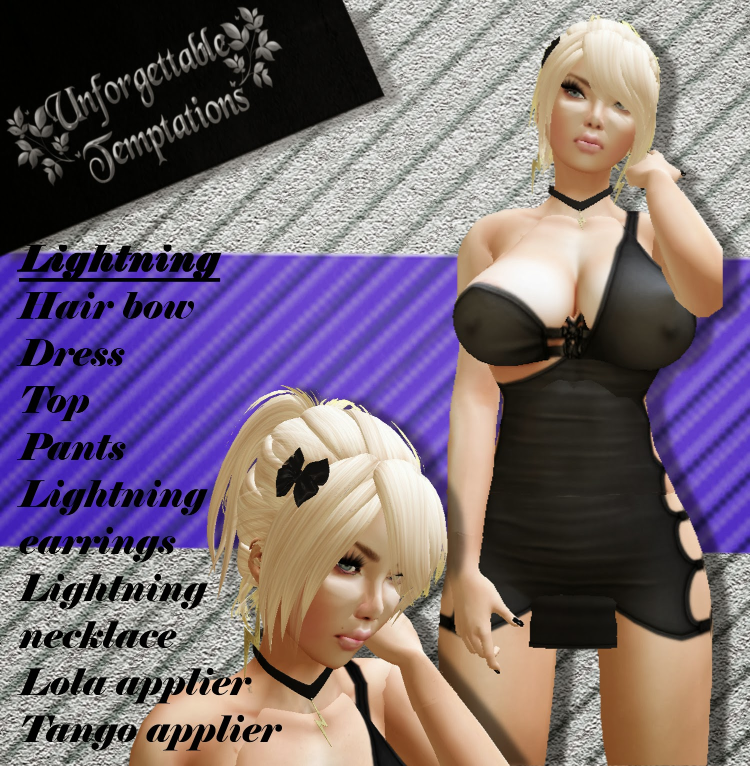 Lightning Outfit