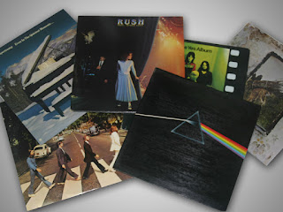 Converting old records (LPs) to digital files for playing back on your iPod.