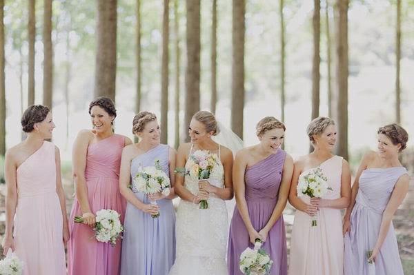 Những xu hướng hoa cưới 2014 đẹp