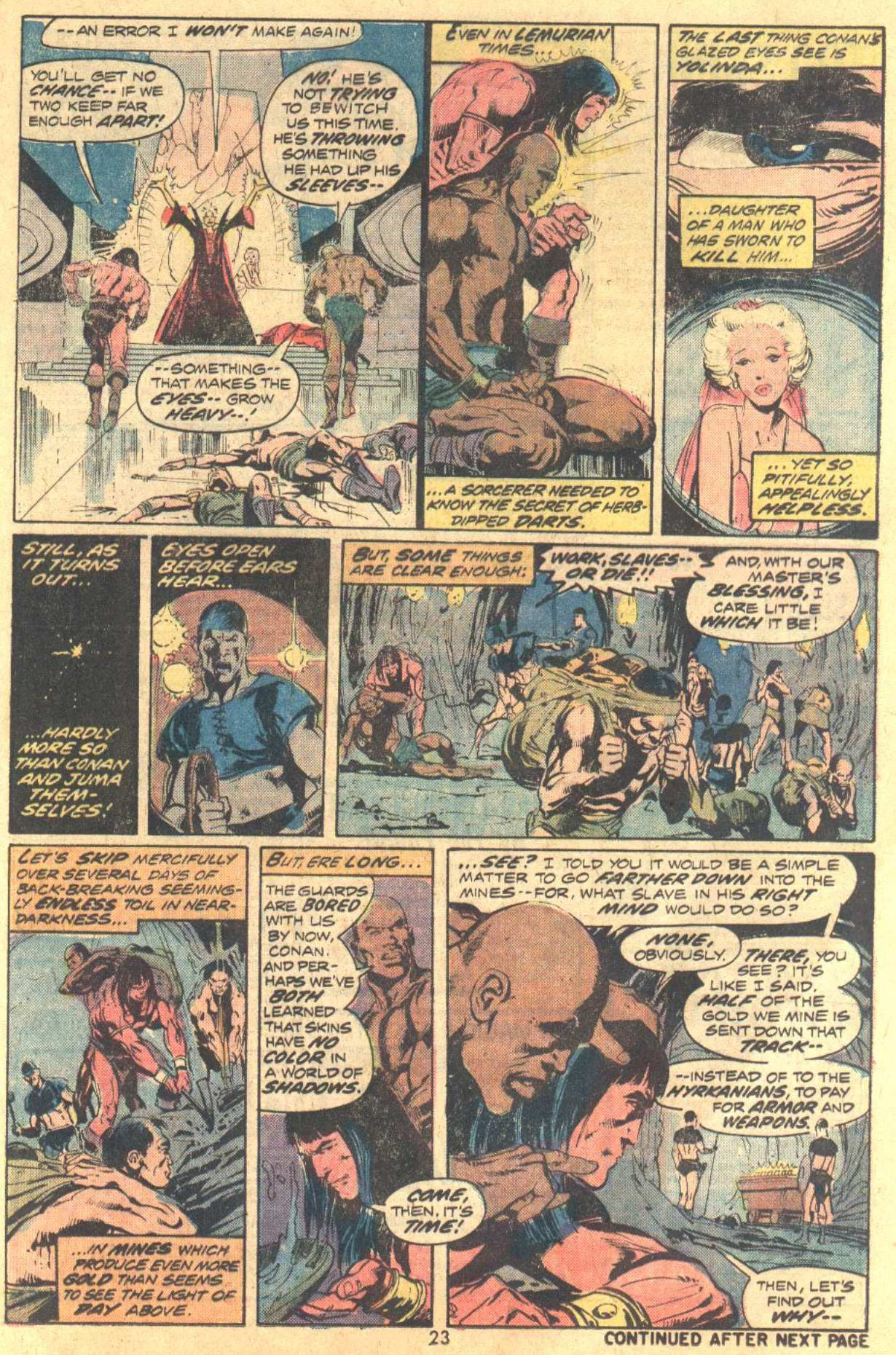 Conan the Barbarian (1970) Issue #37 #49 - English 15