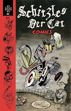 Click here to buy the new Schitzles Der Cat comic book!