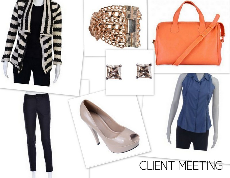 Lazada Style Challenge: Office and Business Meeting Chic - CHIC IN ...