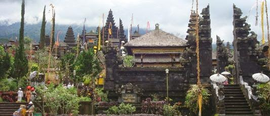Besakih Bali Mother Temple - Karangasem, Bali, Hindu, Temple, Agung, Mountain, Holidays, Tours, Attractions
