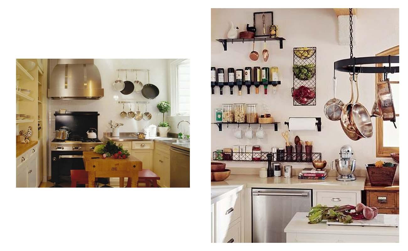 Fotos de cocinas peque as ideas para decorar dise ar y - Decorar cocina pequena ...