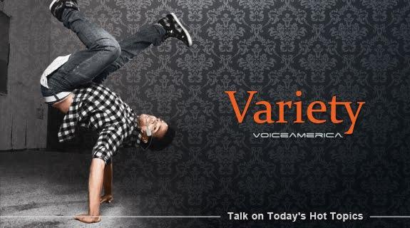 VoiceAmerica Variety