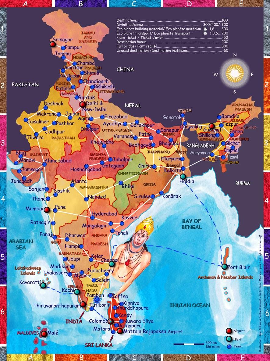 jeu de societe sur le sri lanka