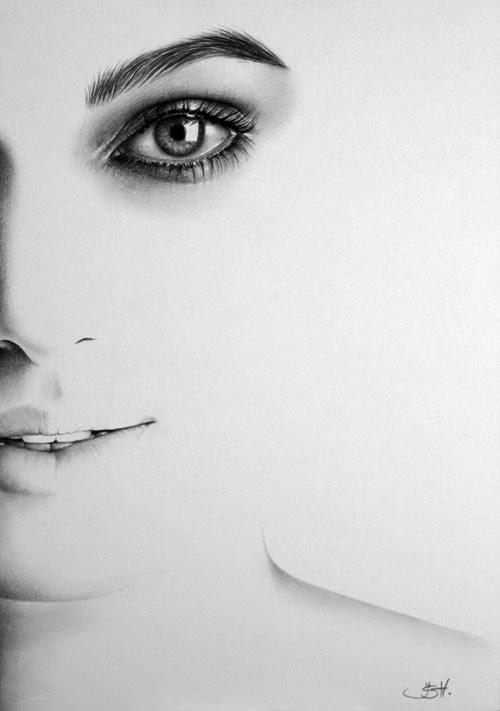 05-Artist-Ileana-Hunter-Minimalist-Hyper-Realistic-Portraits-www-designstack-co
