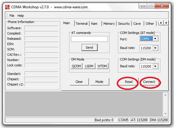 cdma workshop cracked version 2.7.exe