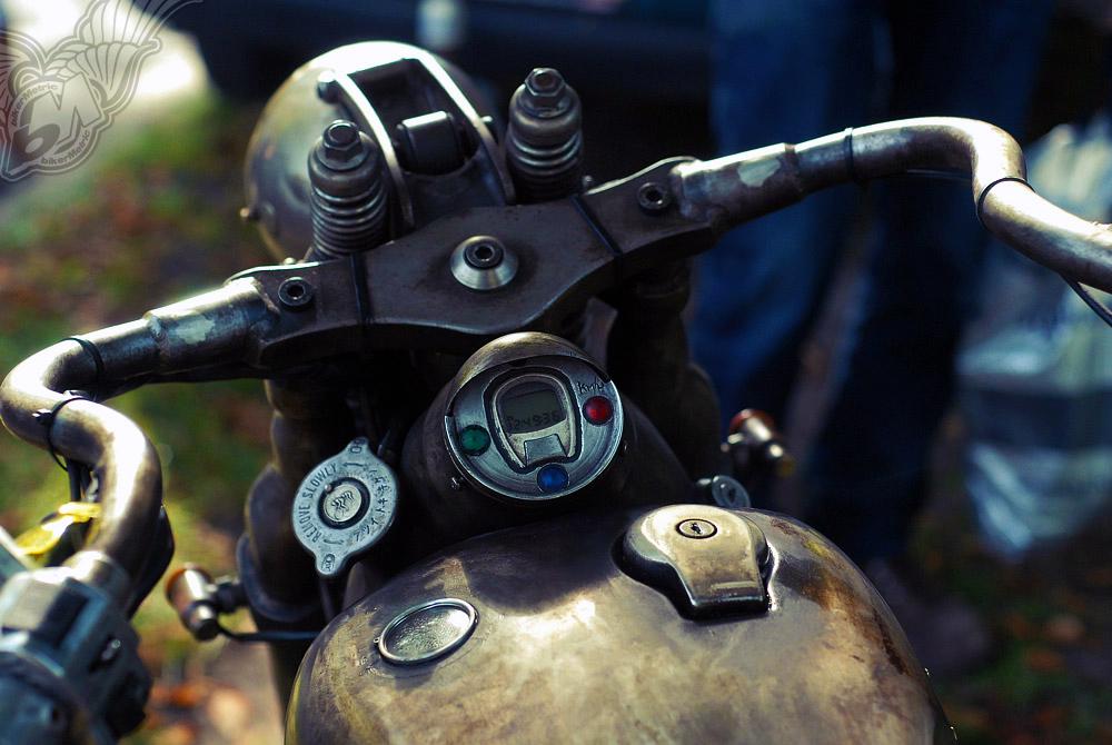 custom volkswagen golf motorcycle handlebars | fotoduda