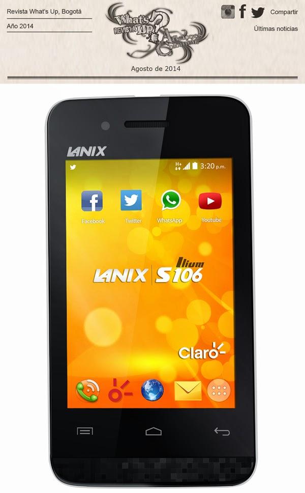 Lanix-recomienda-usos-aprovechar-máximo-función-Bluetooth-Smartphone