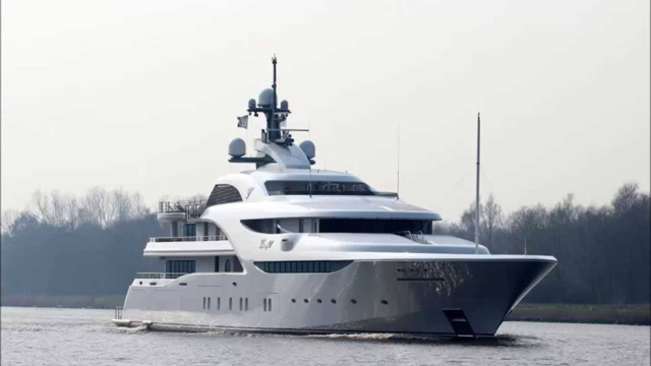 Megayacht GRACEFUL