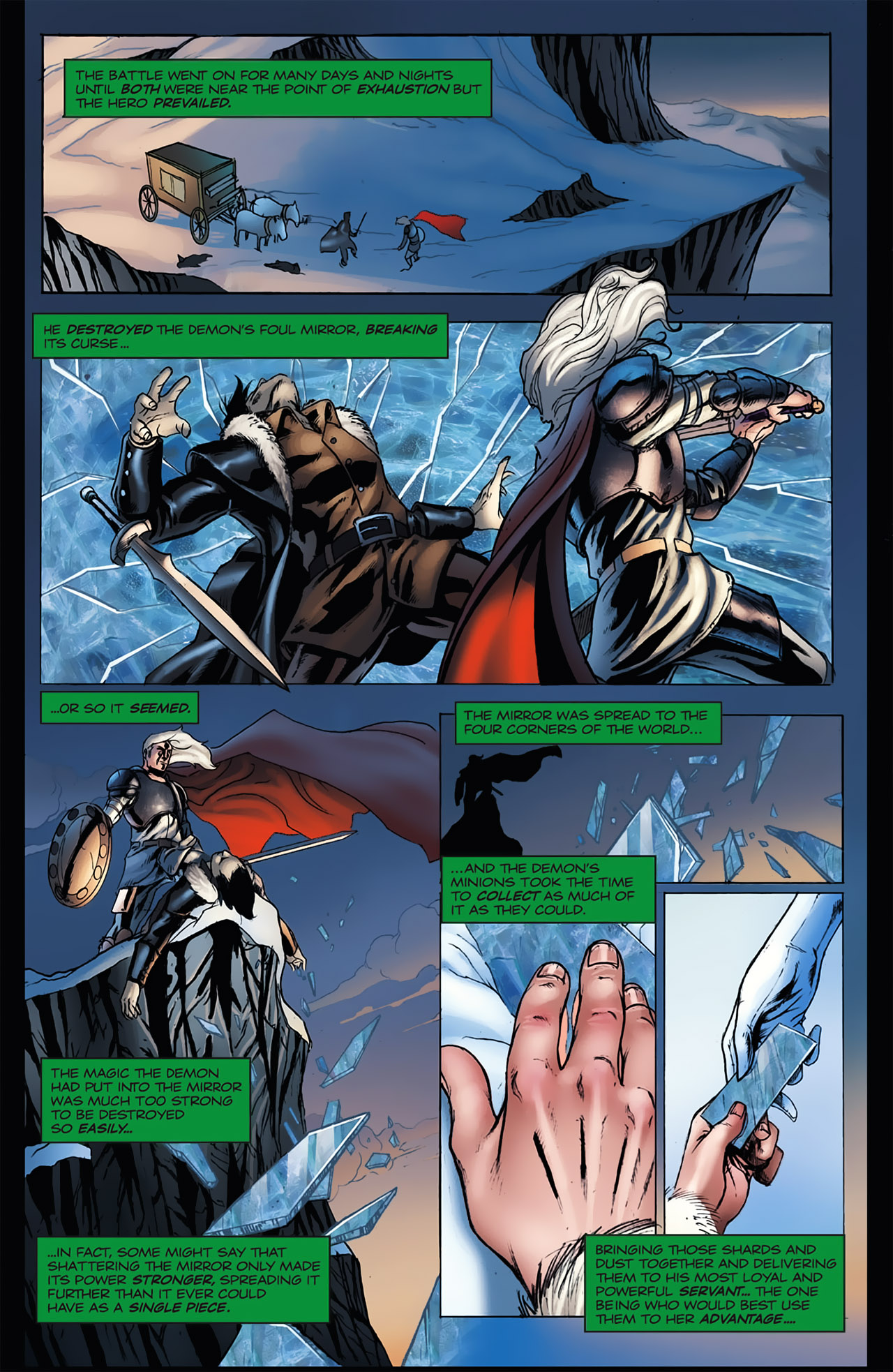 Grimm Fairy Tales (2005) Issue #22 #25 - English 7