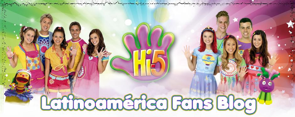 Hi-5 Latinoamérica Fans