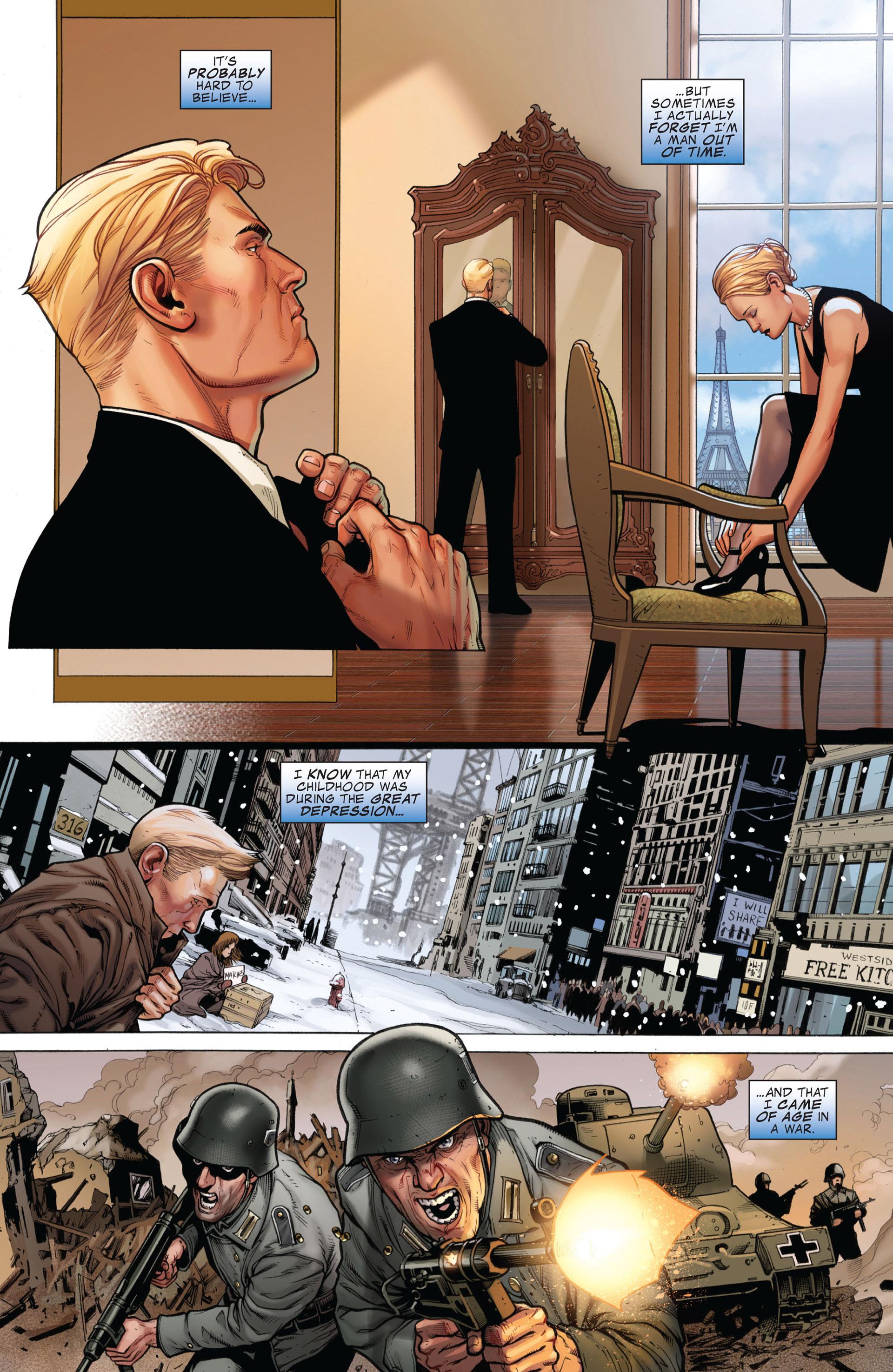 Captain America (2011) Issue #1 #1 - English 3