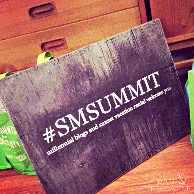 The first annual #SMsummit in San Diego, CA