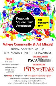 PSCA ART AUCTION