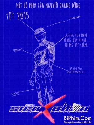 Phim Siêu nhân X