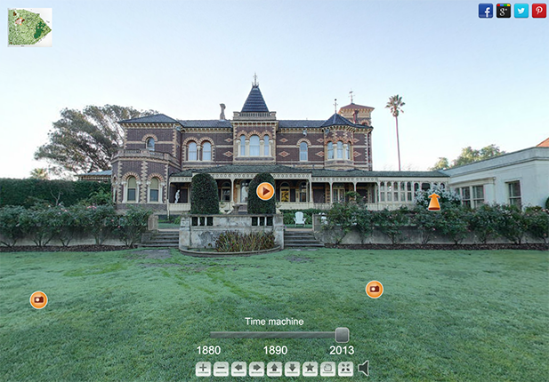Rippon lea time machine virtual tour