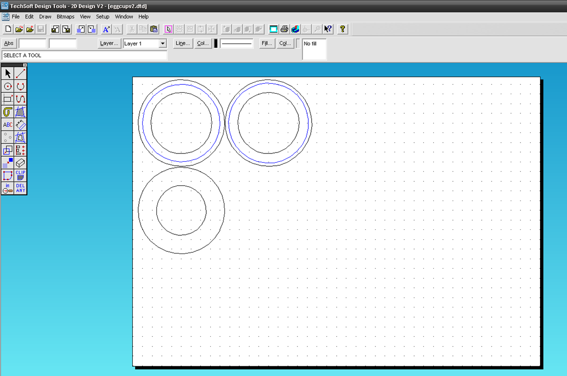 Template in 2D design tools for Project Design Project: Egg Cup   BTEC ...