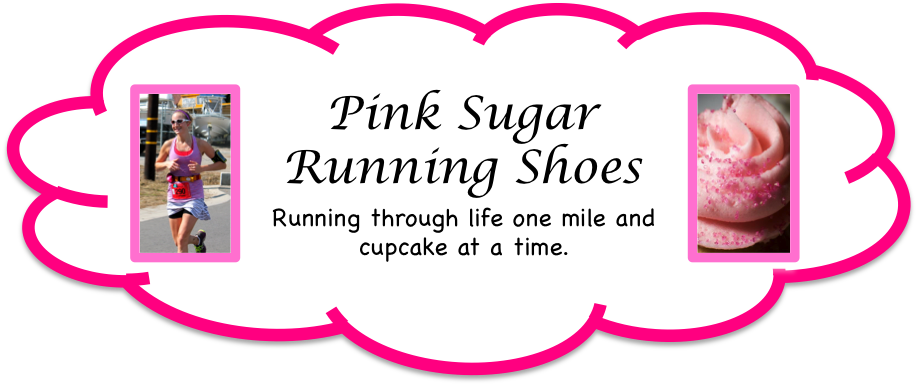 Pink Sugar Running Shoes