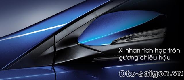 Xe Hyundai Accent Hatchback 5 cua 2014 7 Xe Hyundai Accent Hatchback 5 cửa 2014