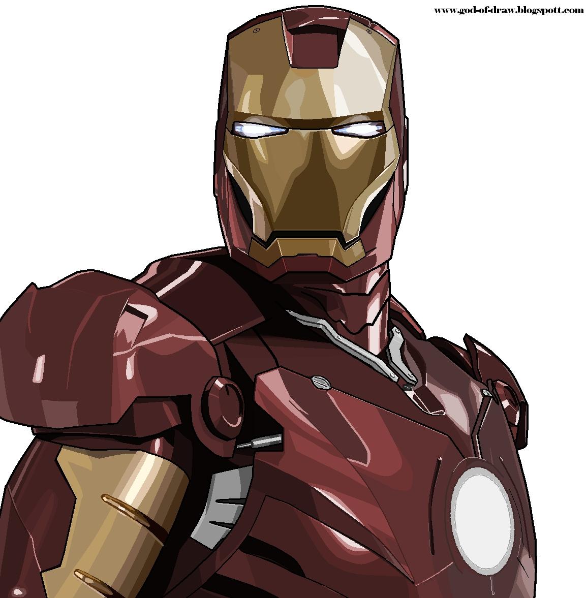 Godofdraw: Iron Man Fan Art