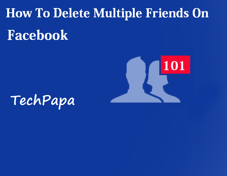 How to delete multiple friends on facebook how to delete multiple friends in facebook ccuart Images