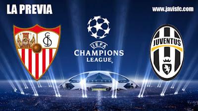 Previa Sevilla FC Vs Juventus