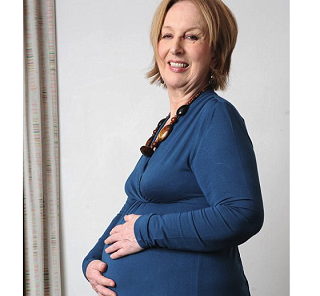 Mum-to-be Carole Hobson: I'm just looking forward to meeting my babies