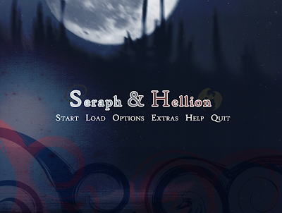 seraph and hellion visual novel review