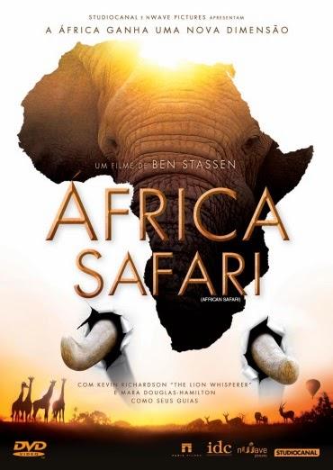 Download – Africa Safari – BDRip AVI Dual Áudio + RMVB Dublado ( 2014 )
