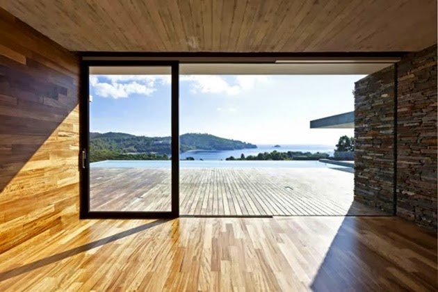 Plane House arquitectura en Grecia 10