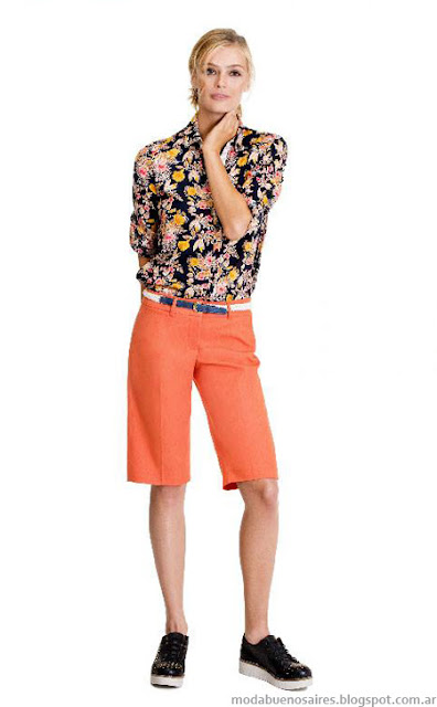 Moda verano 2014. Camisas primavera verano 2014.