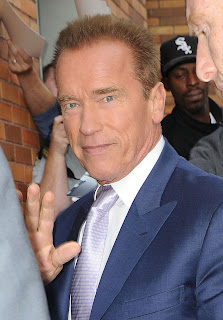 Yamini suggests that plastic surgery gave Arnold an unfair electoral ...