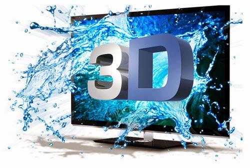 Trạm bảo hành Điện máy: 9 điều cần biết trước khi mua TiVi 3D