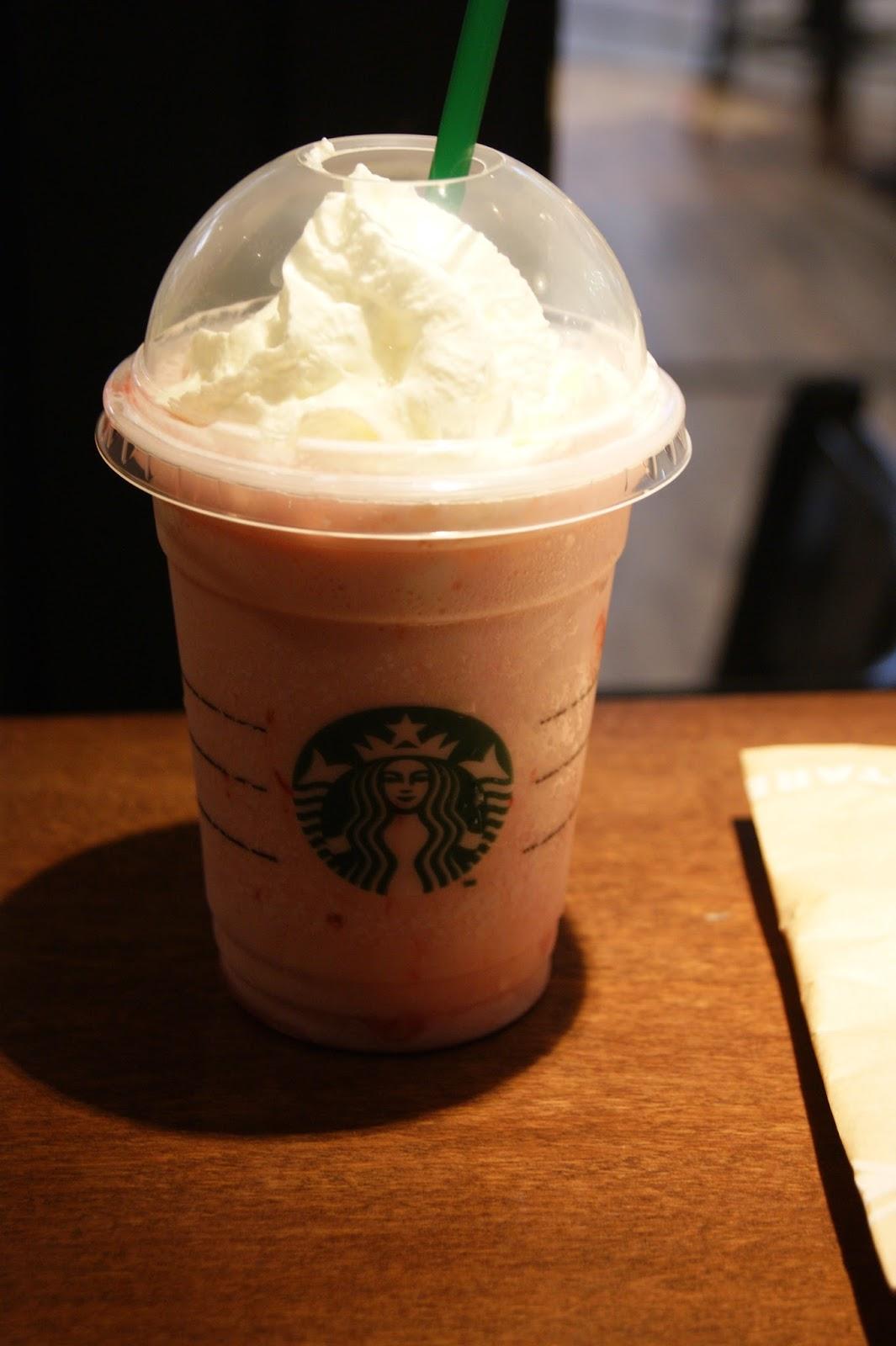 Starbucks Frappucino - Leite com biscoitos