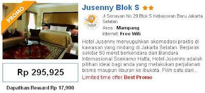 Berikut Adalah Daftar Hotel Murah Di Mampang Jakarta