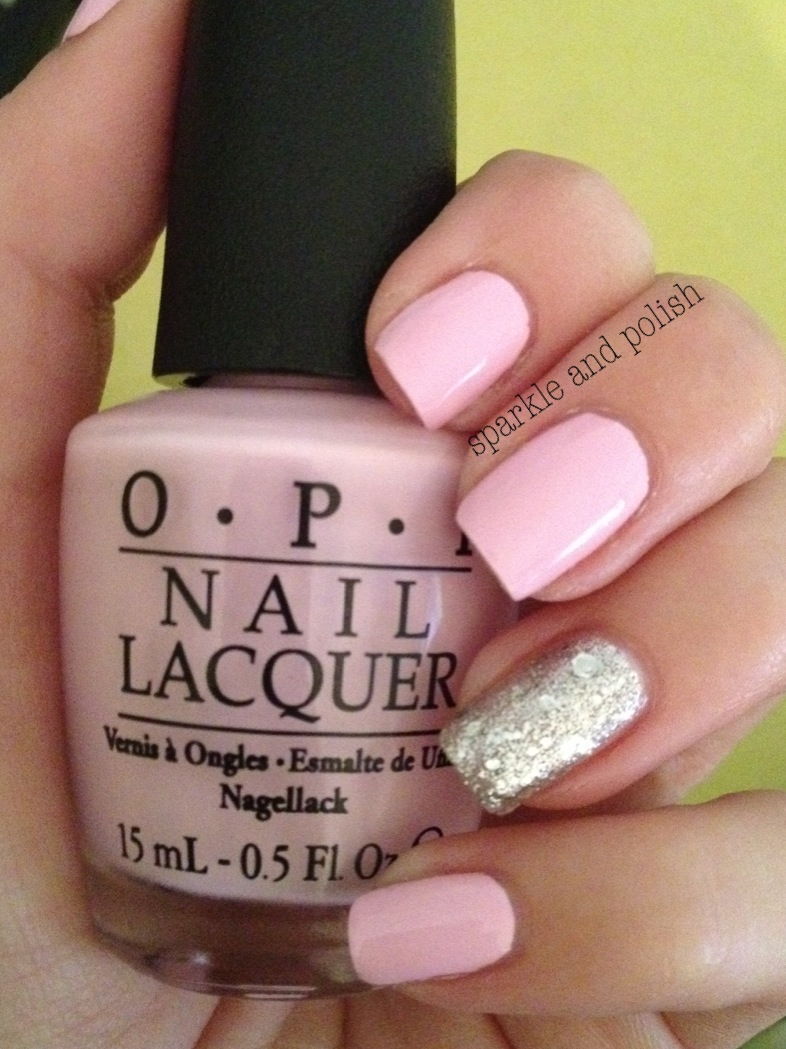 Little Sparkle and Polish: OPI Mod About You