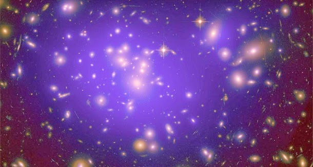 O Universo está a aumentar