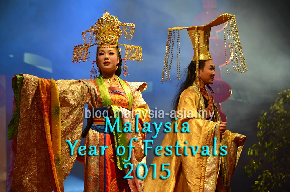Malaysia Year of Festivals 2015
