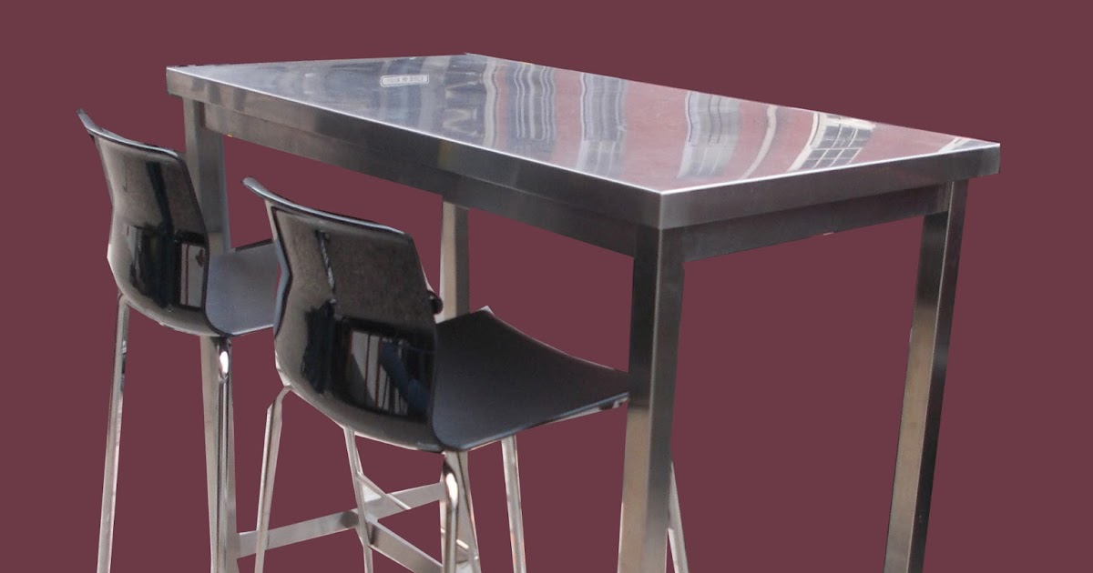 Uhuru Furniture Amp Collectibles Stainless Steel Counter
