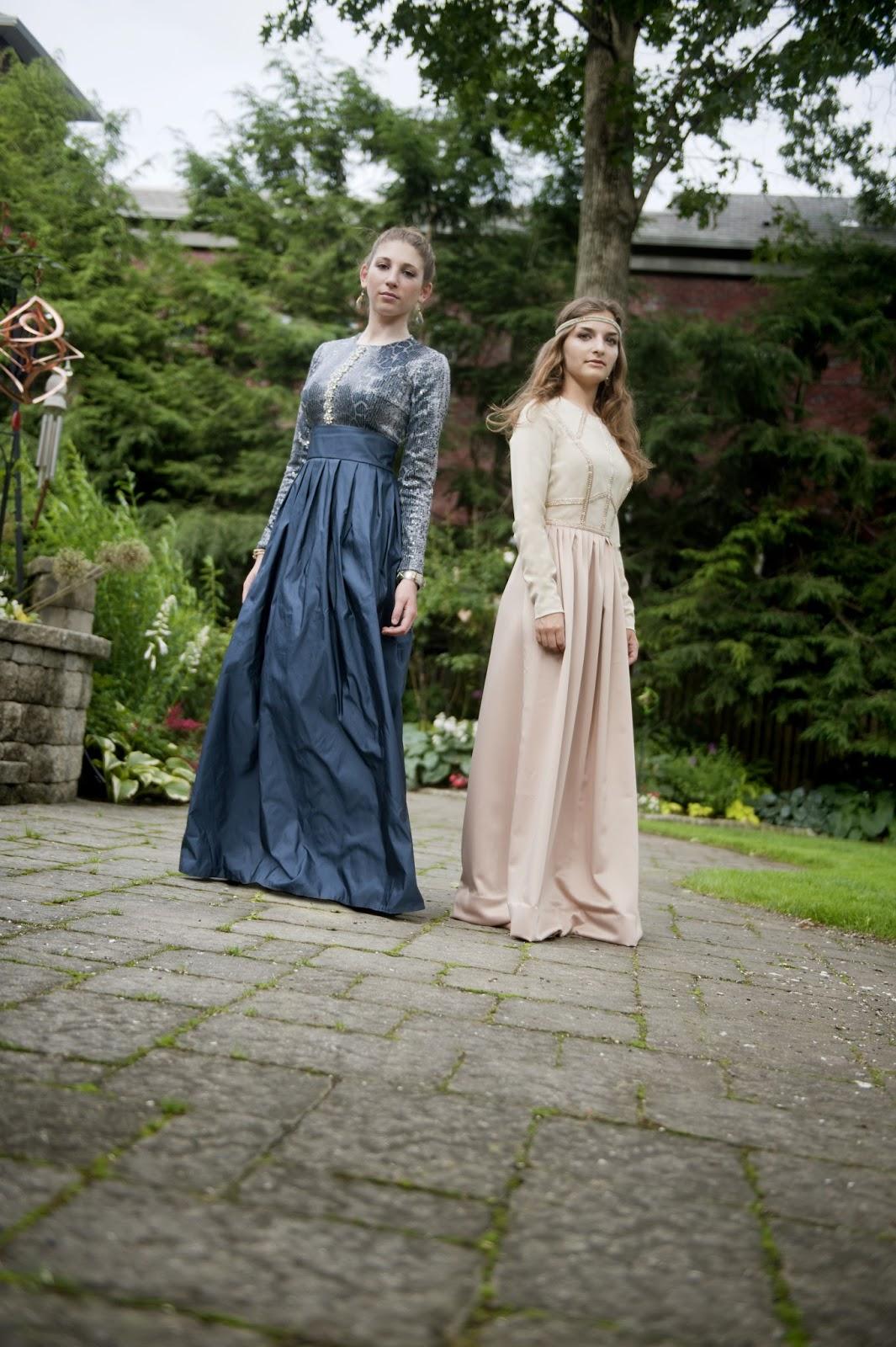 Tznius Wedding Gowns 21 Beautiful Wedding Wednesday A New