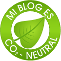 ¡Mi Blog es Co2-Neutral!