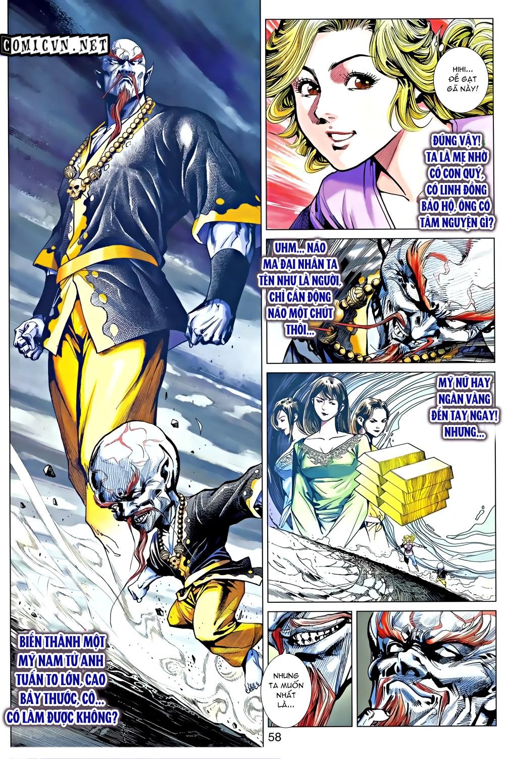 Túy Quyền Chap 9 - Trang 20