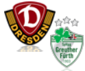 Dynamo Dresden - Greuther Fürth