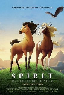 Spirit Stallion of the Cimarron (2002) HDTV 720p 700MB